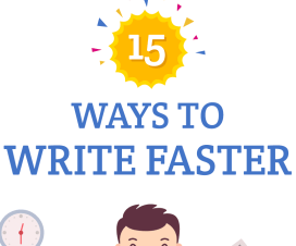 15 Amazing Ways to Become a Better Writer [infographic] 15