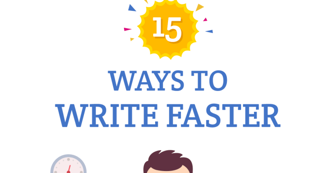 15 Amazing Ways to Become a Better Writer [infographic] 8