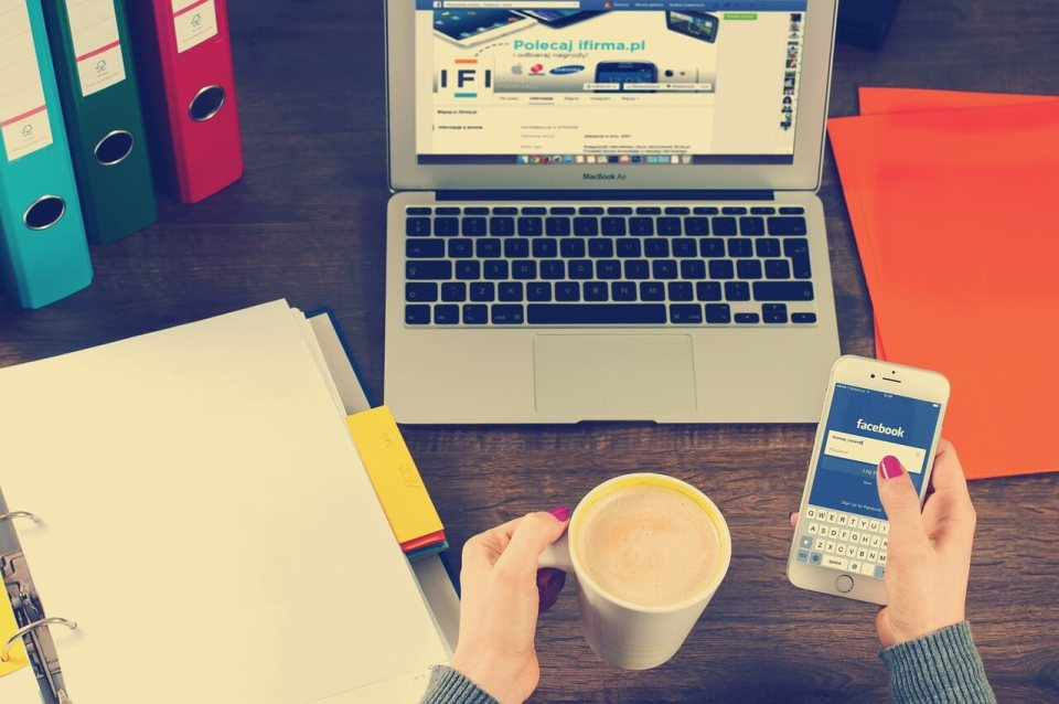4 Reasons Authors Should Use Facebook for Marketing 1