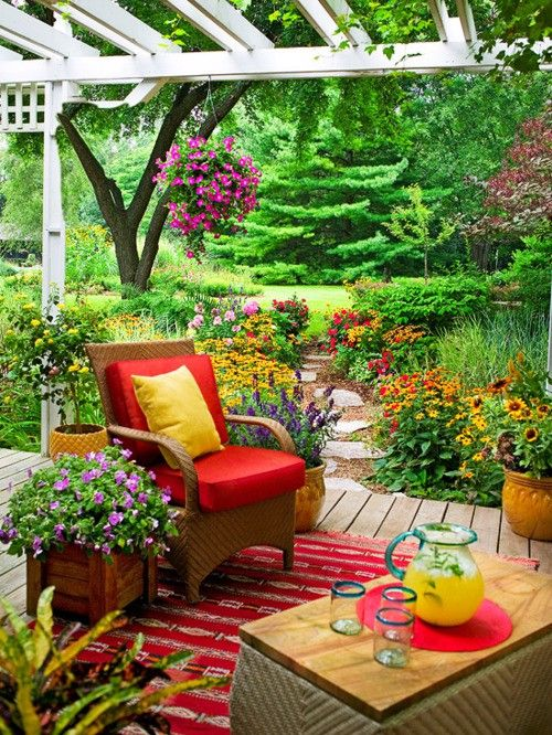 25 Super Cute Small Garden Ideas For Gardening Lovers ... on Cute Small Backyard Ideas  id=85794