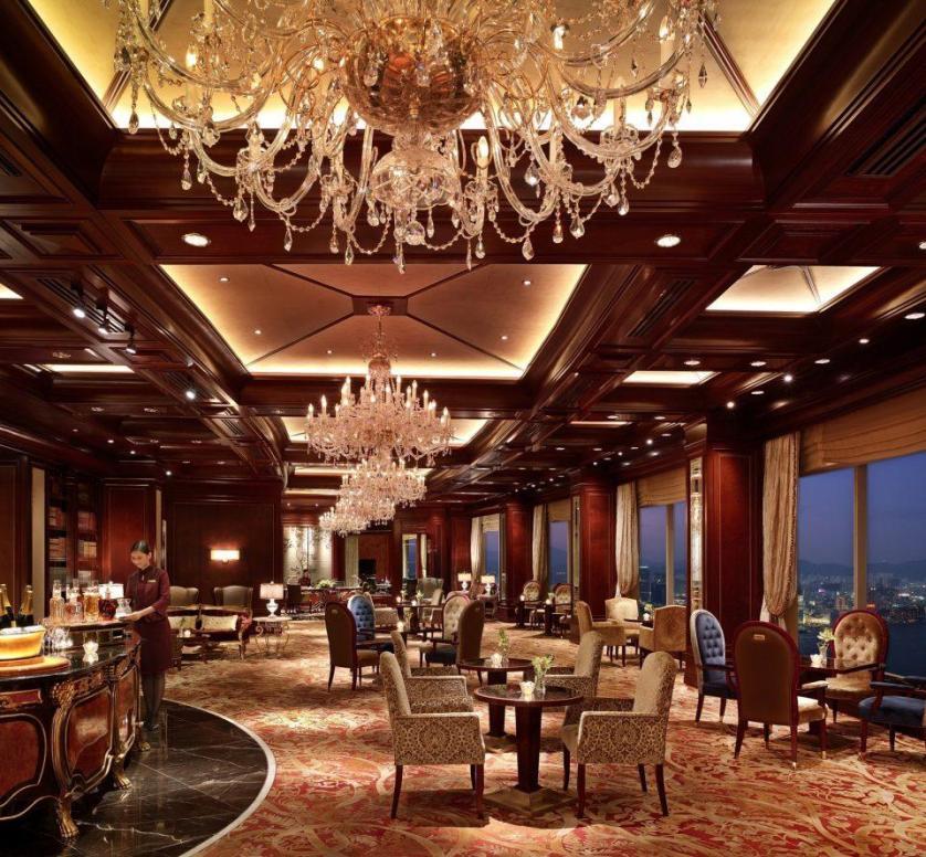 Island Shangri-La Hong Kong Horizon Club Lounge