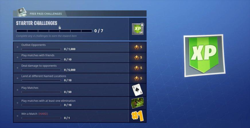 'Fortnite' Season 4: How To Solve Every Week 1 Battle Pass ...