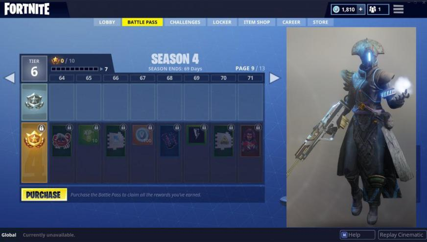 How A 'Fortnite'-Style Battle Pass Should Work In 'Destiny 2'