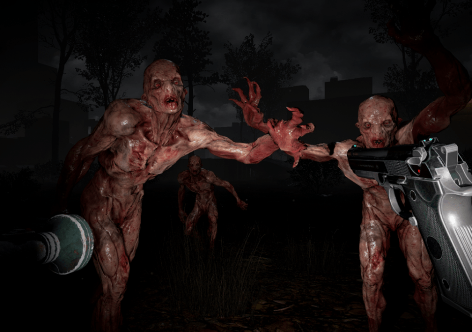 The Brookhaven Experiment screenshot | Image: Phosphor Games