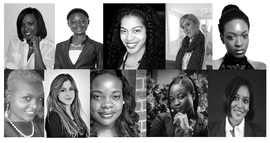 She Leads Africa Finalists