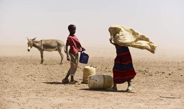 Desierto Ogaden, Etiopía