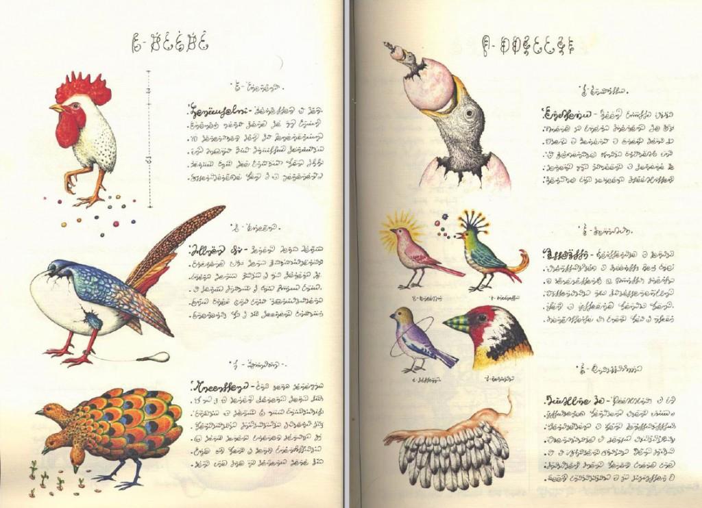 Codex Seraphinianus - 9