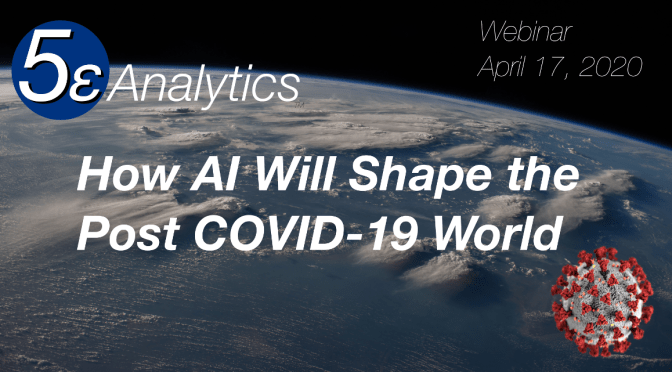 How AI Will Shape the Post-COVID-19 World