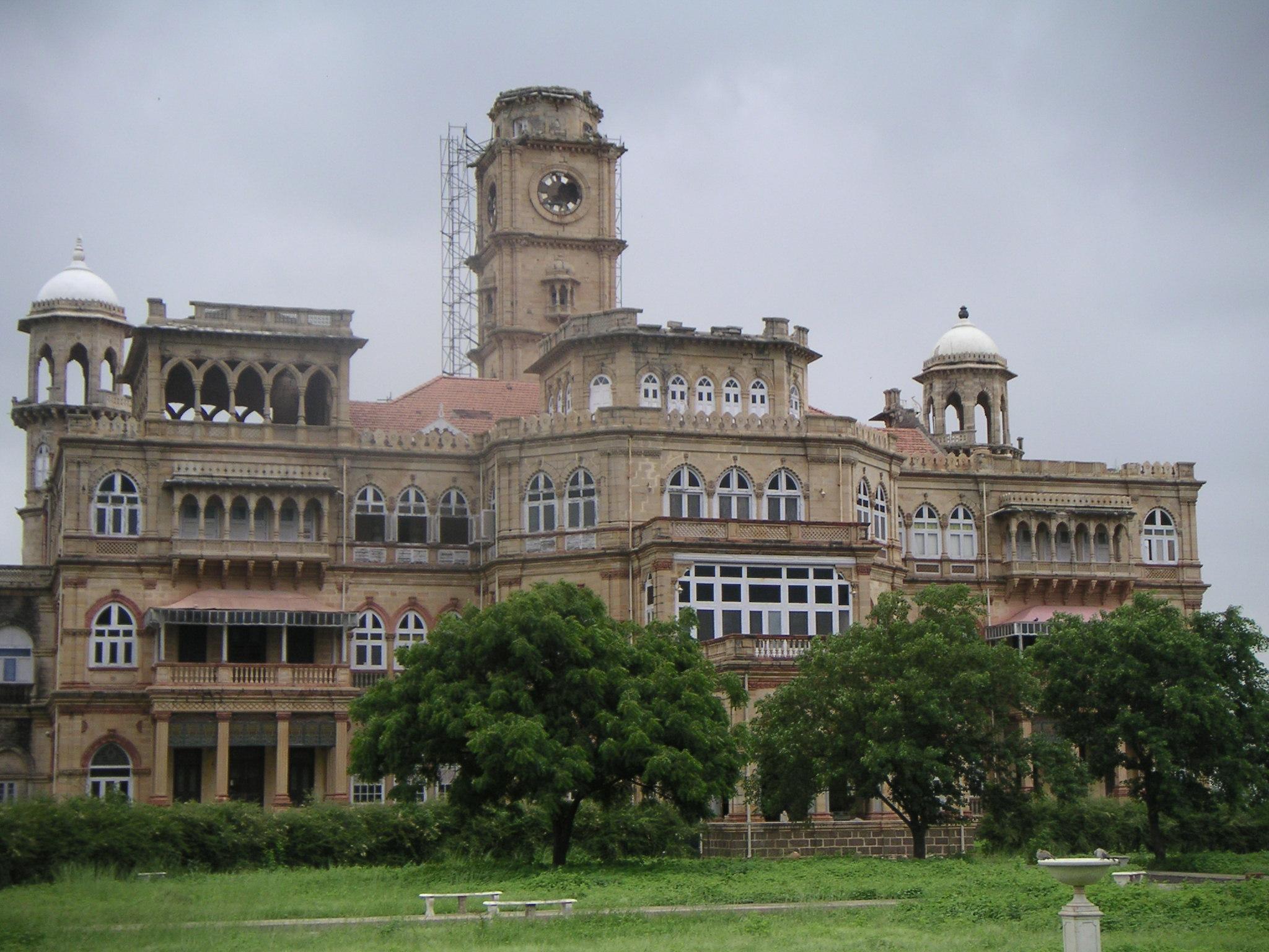 The Raj of Wankaner