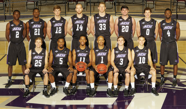 Abilene Christian Wildcats men's basketball