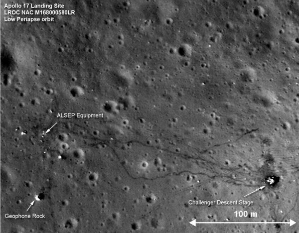 Scientists solve lunar mystery with aid of missing Moon ...