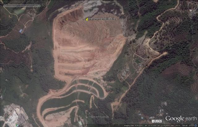 Guangdong landslide