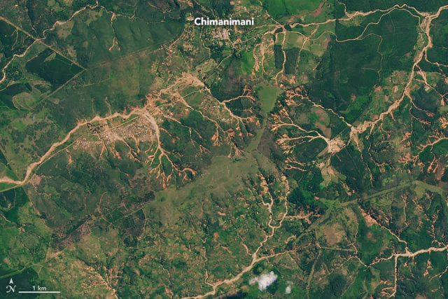 Chimanimani landslide