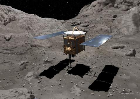 Hayabusa Returns First Asteroid Sample - Martian ...