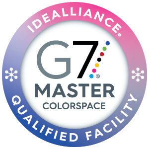 AlphaGraphics KC Awarded G7® Master Qualification-1