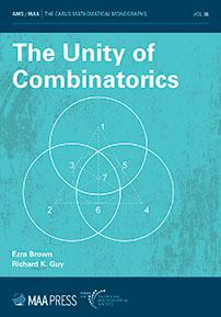 The Unity of Combinatorics Cover Image