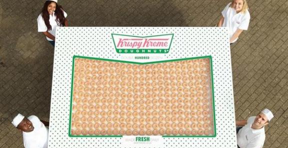 How many doughnuts are in this picture?  What sort of things would you need to know to answer that question?
