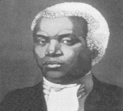 Benjamin Banneker, one of the first African American mathematicians. Image: Public domain, via Wikimedia Commons.