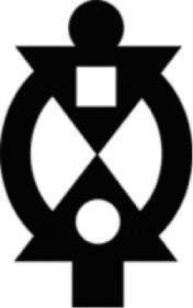 """The """"mutuality"""" adinkra, a key example for our post"""