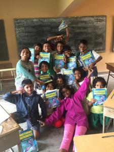 Students at Shanti Bhavan
