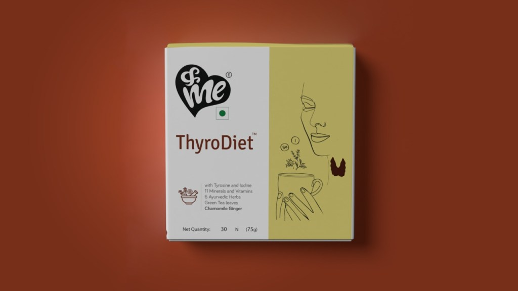 &Me Launched ThyroDiet tea for Thyroid