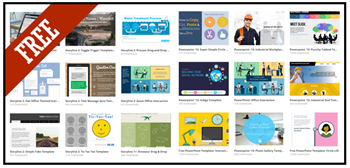 free PowerPoint and e-learning templates