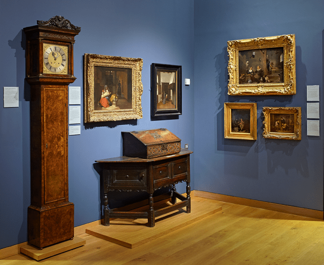 Dutch Art, Gallery 45 at the Ashmolean Museum