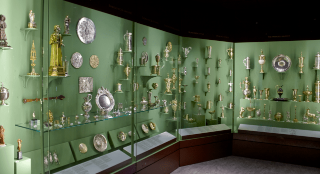 European Goldsmiths' Work, Wellby Gallery at the Ashmolean Museum