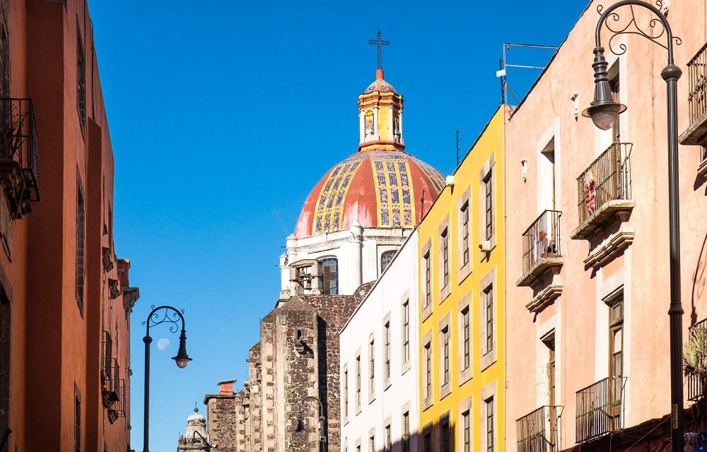La Ciudad de México en 5 miradas. ¡Viaja a través de Instagram!