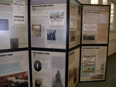 Civil War 150 Traveling Exhibit