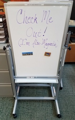 Dry Erase Boards are Remarkable!