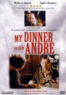 DVD cover of My Dinner with Andre.