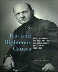 "Photo of book cover, ""Just and Righteous Causes"""
