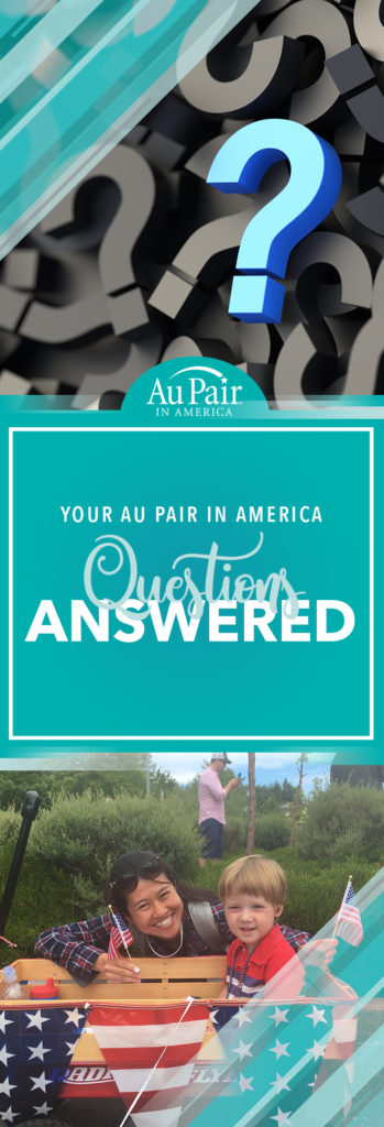 FAQs about Hosting an Au Pair with Au Pair in America