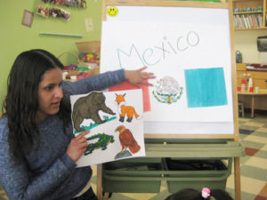 Food, Flags, and More: Sofia Shares About Mexico