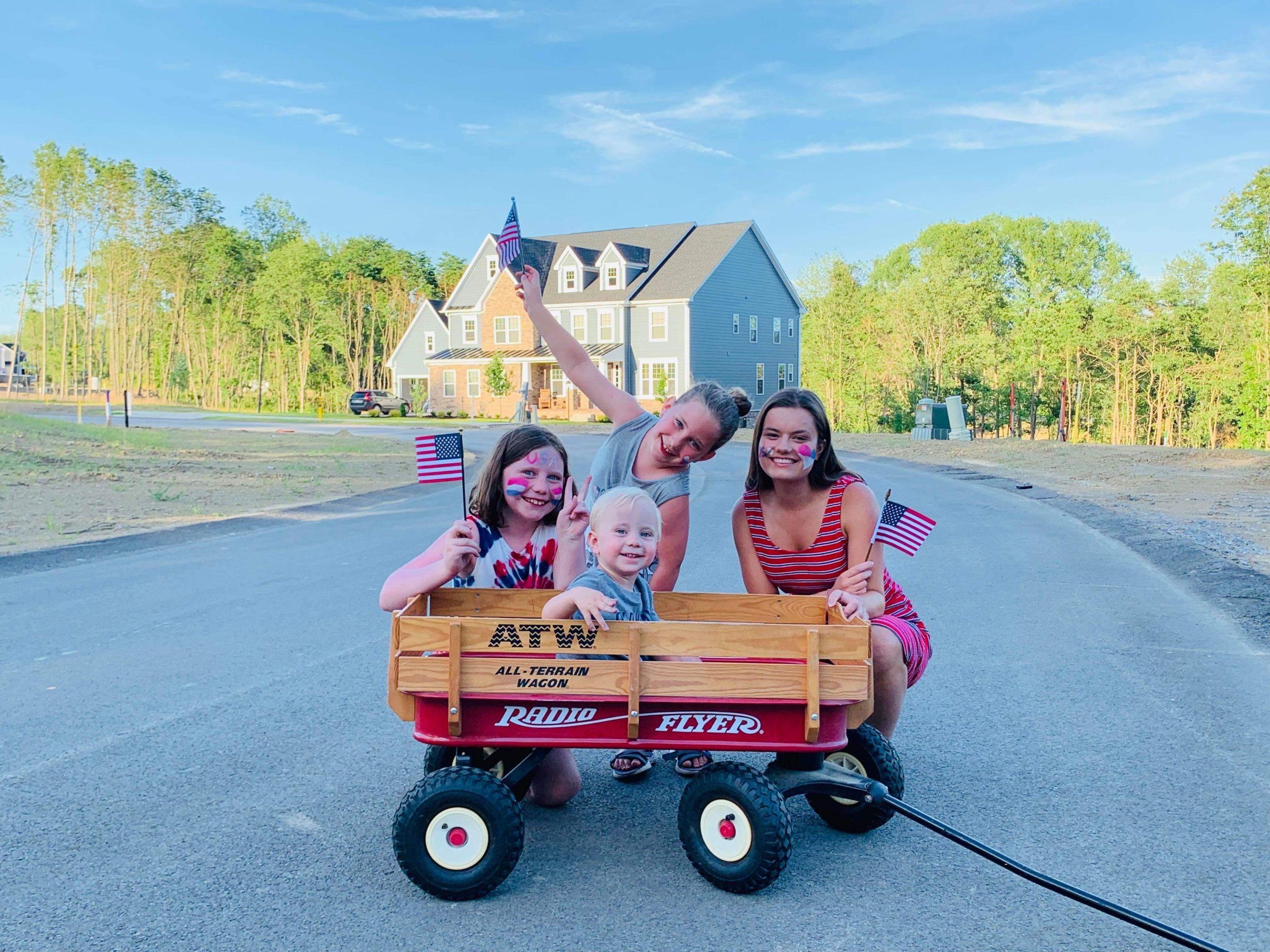 Au Pair and Host Children   Au Pair in America Photo Contest