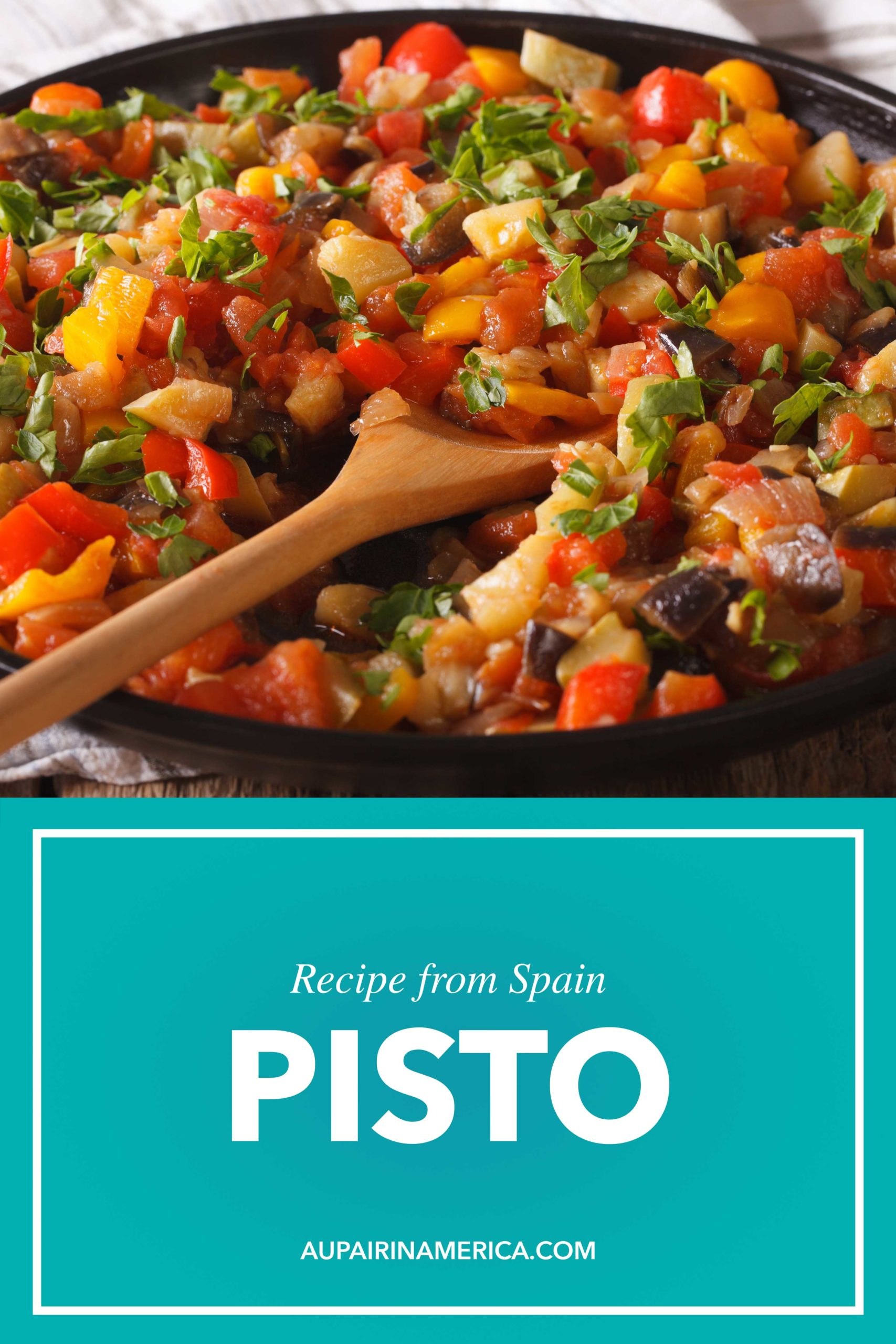 Spanish pisto