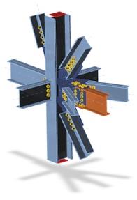 IDEA-Steel connection design-05