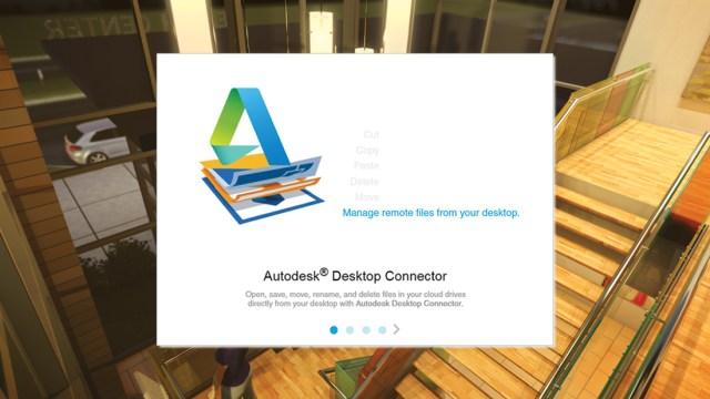 Desktop connector collaboration