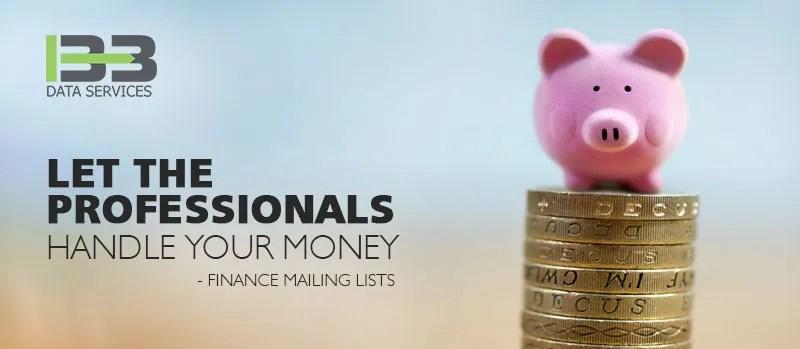 Finance Mailing Lists