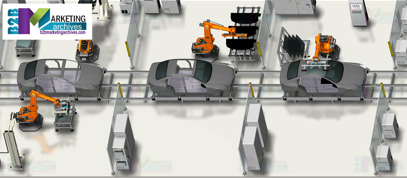 Automobile Manufacturing Industry Email List
