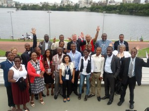 Some of the African Delegates at GEC 2013