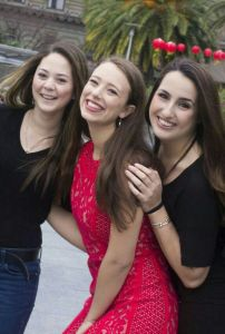 PICCPerfect Founders Maria, Emily and Hannah