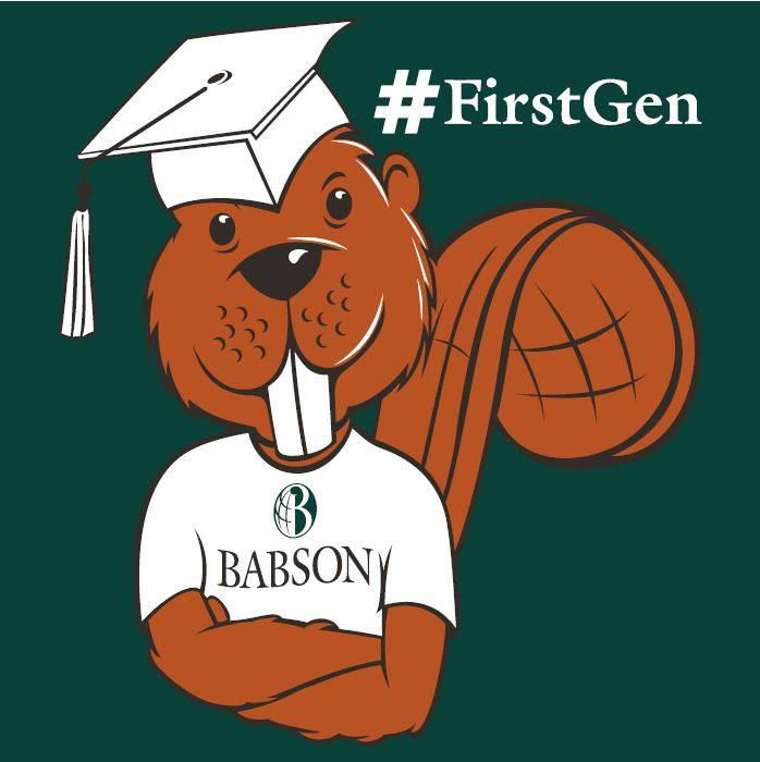 First Generation Students at Babson