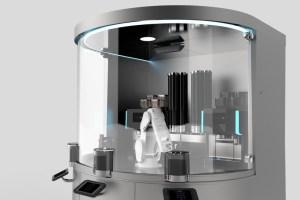 Figure 1 – Robotic Café V1