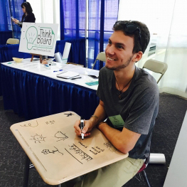 Hanson Grant '16, Founder of ThinkBoard