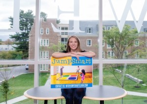 Bryanne Leeming M'16, Founder of JumpSmart