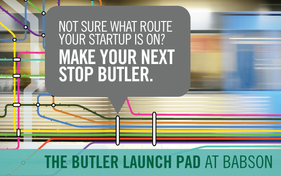 The Butler Launch Pad at Babson