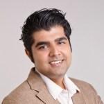Kunal Kumar MBA'18, co-founder of Verrocon