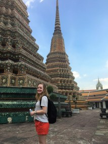Steph in Bangkok